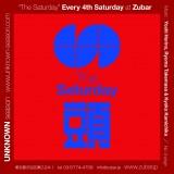 The Saturday every 4th Saturday at Zu Bar