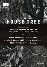 9.6. HOUSE TREE 2 Release Party at Bonobo