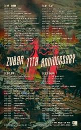 3.20. Zu Bar 11th Anniversary